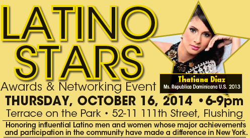 Dr. Javier Roca is being honored at Latino Stars!
