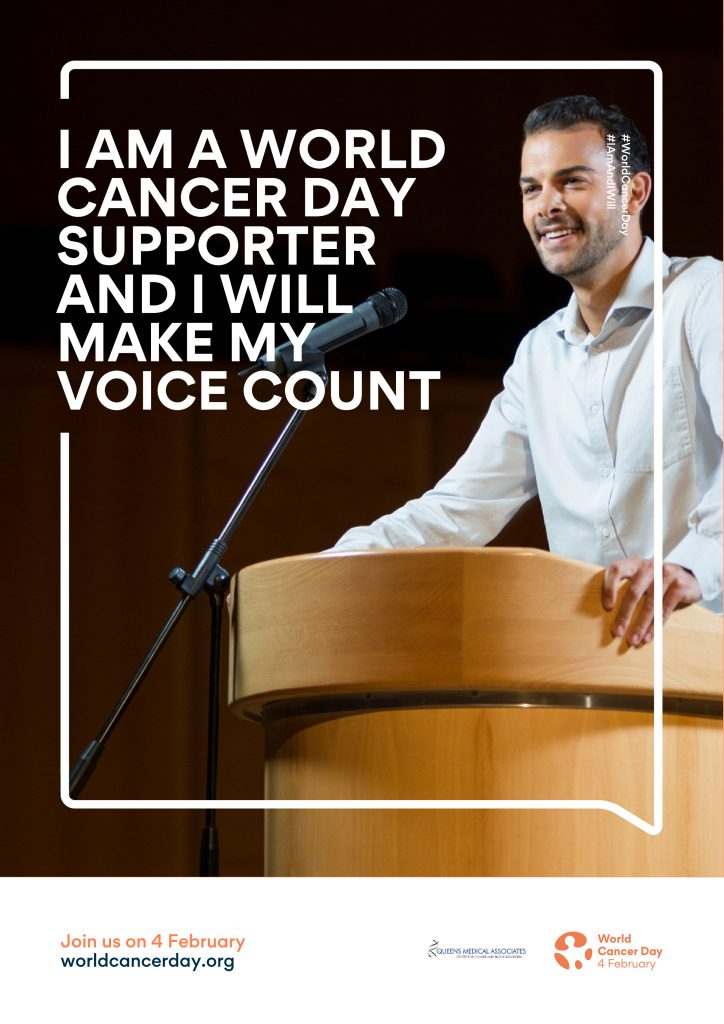 World Cancer Day Feb 4 2019 Queens Medical Associates